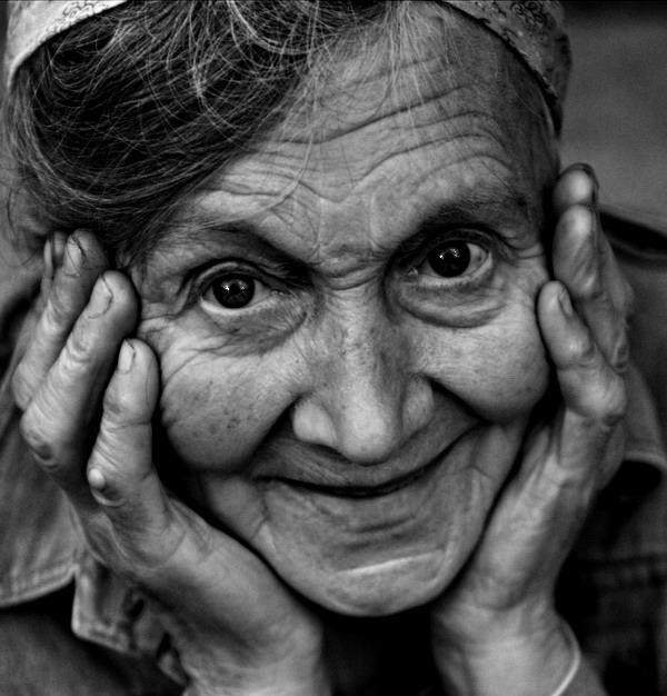Photograph older women